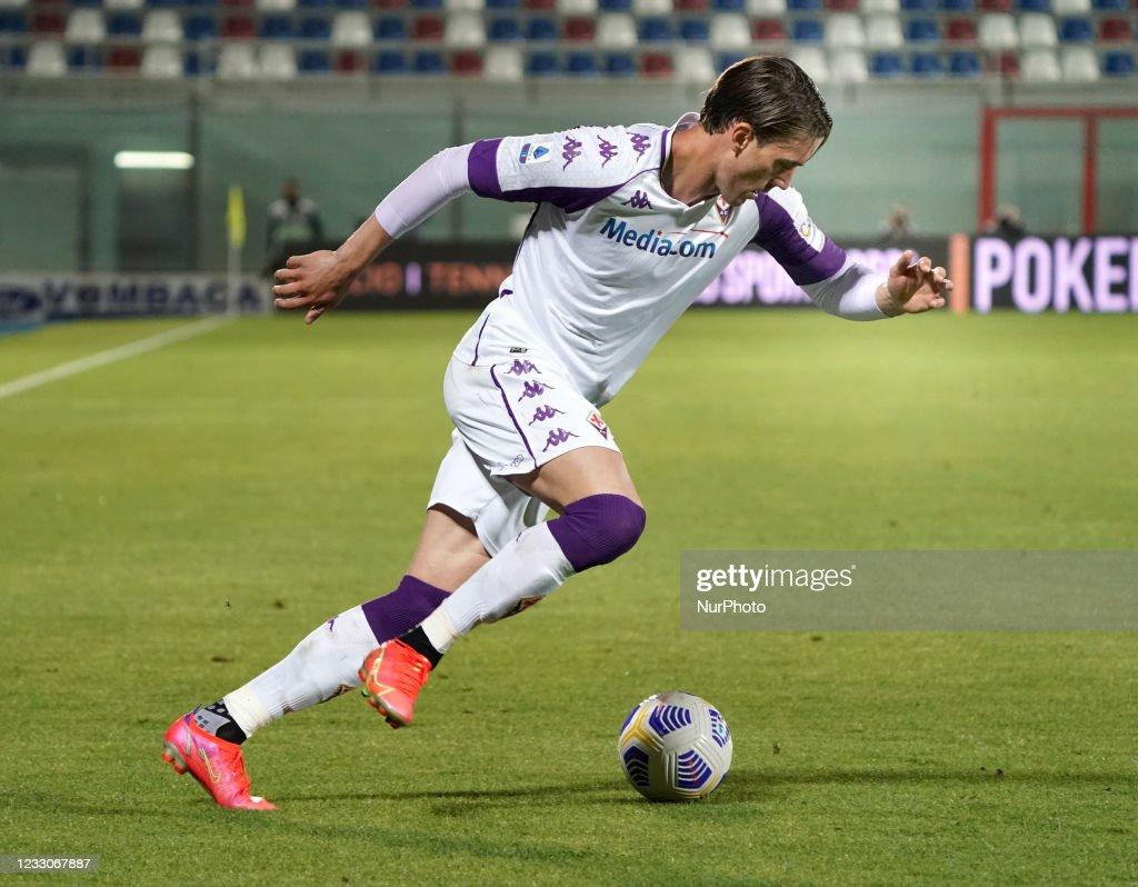 FC Crotone v ACF Fiorentina - Serie A : News Photo