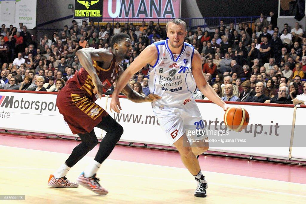 Reyer Umana Venezia v Dinamo Banco di Sardegna Sassari - Legabasket Serie A