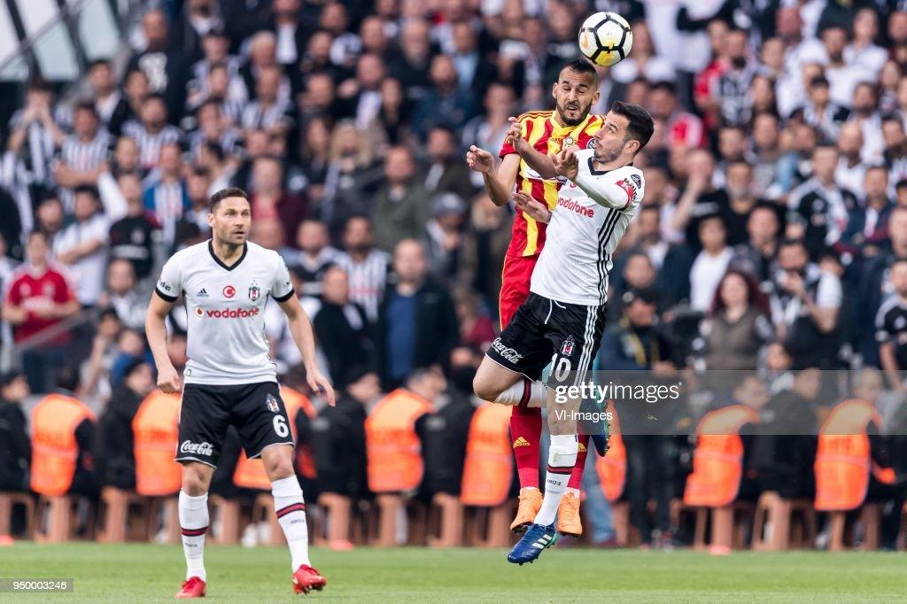 Besiktas AS v Evkur Yeni Malatyaspor - Turkish Liga