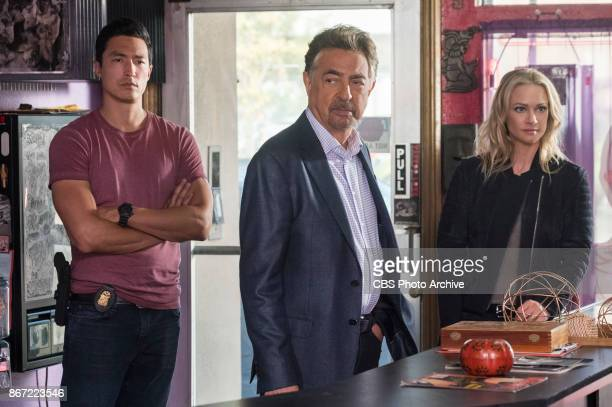 """Dust and Bones"""" -- The BAU searches for an unsub in Austin, Texas who is targeting prominent members of the community, on CRIMINAL MINDS, Wednesday,..."""