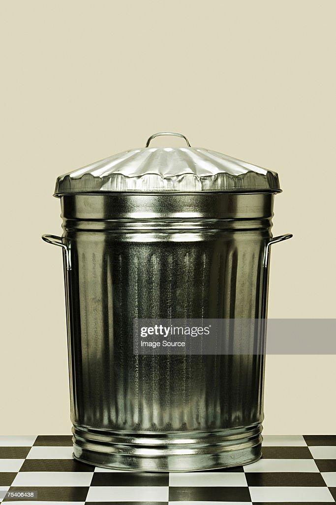Dustbin : Stock Photo