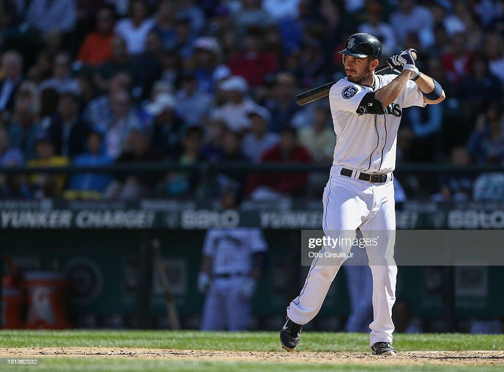 Boston Red Sox v Seattle Mariners : ニュース写真