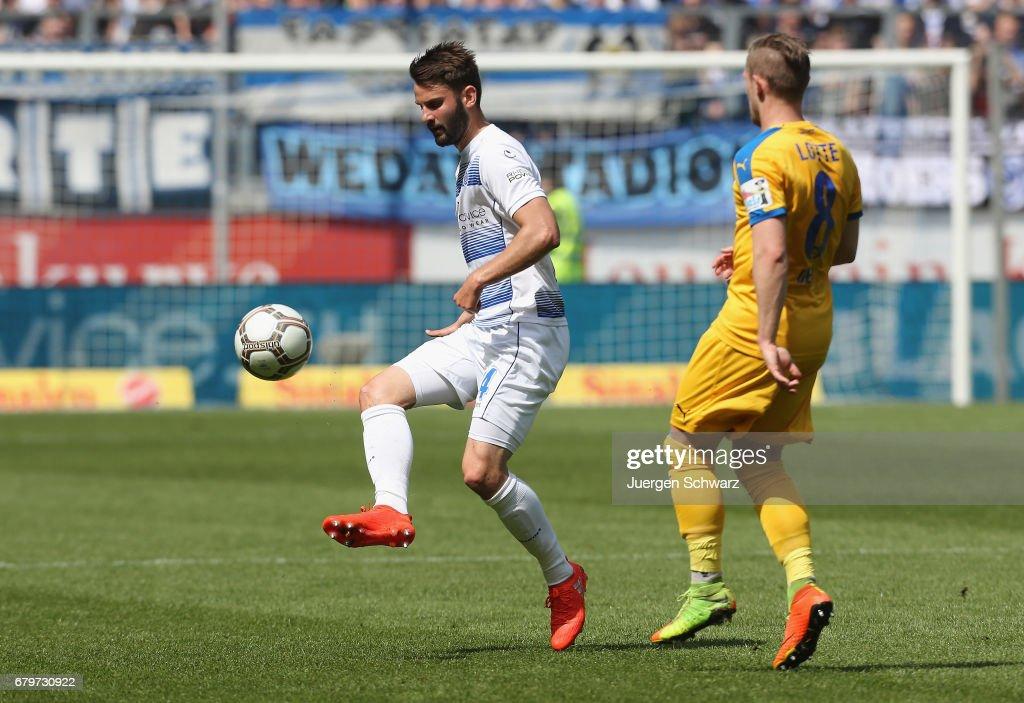 MSV Duisburg v Sportfreunde Lotte - 3. Liga