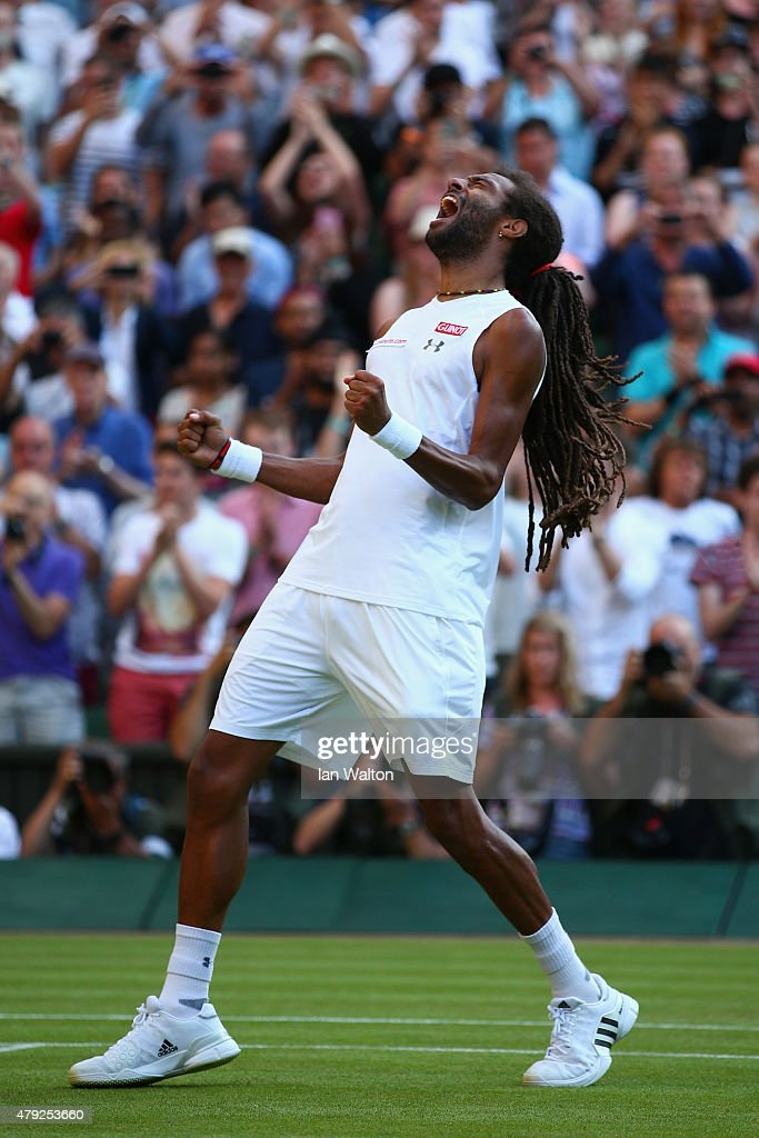 Day Four: The Championships - Wimbledon 2015 : News Photo