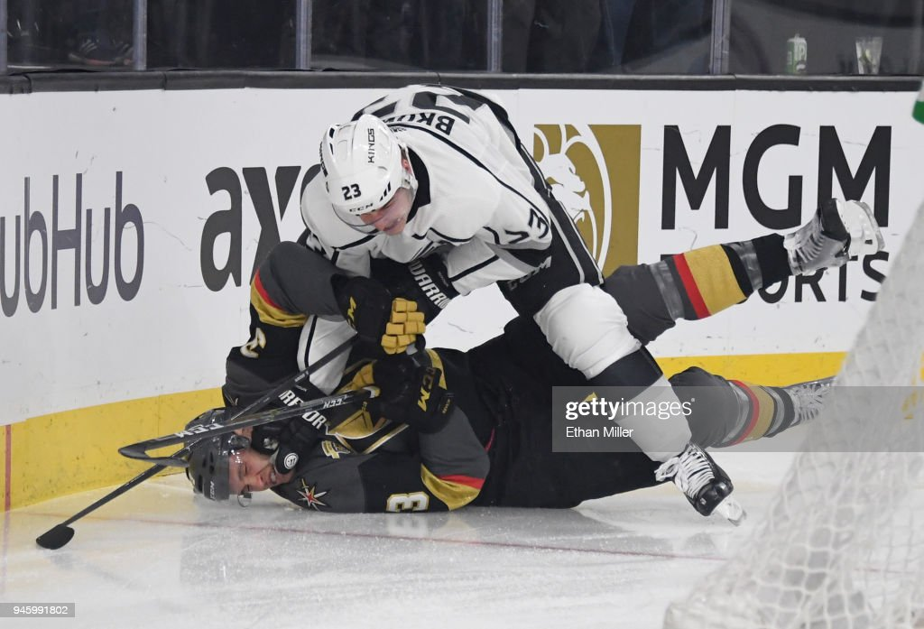 Los Angeles Kings v Vegas Golden Knights - Game Two