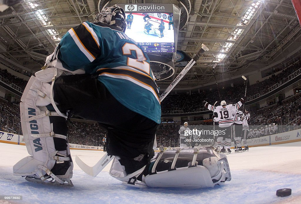 Chicago Blackhawks v San Jose Sharks - Game Two
