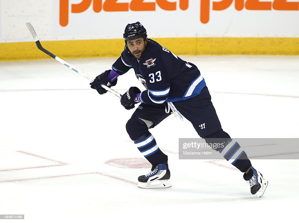 Minnesota Wild v Winnipeg Jets : News Photo