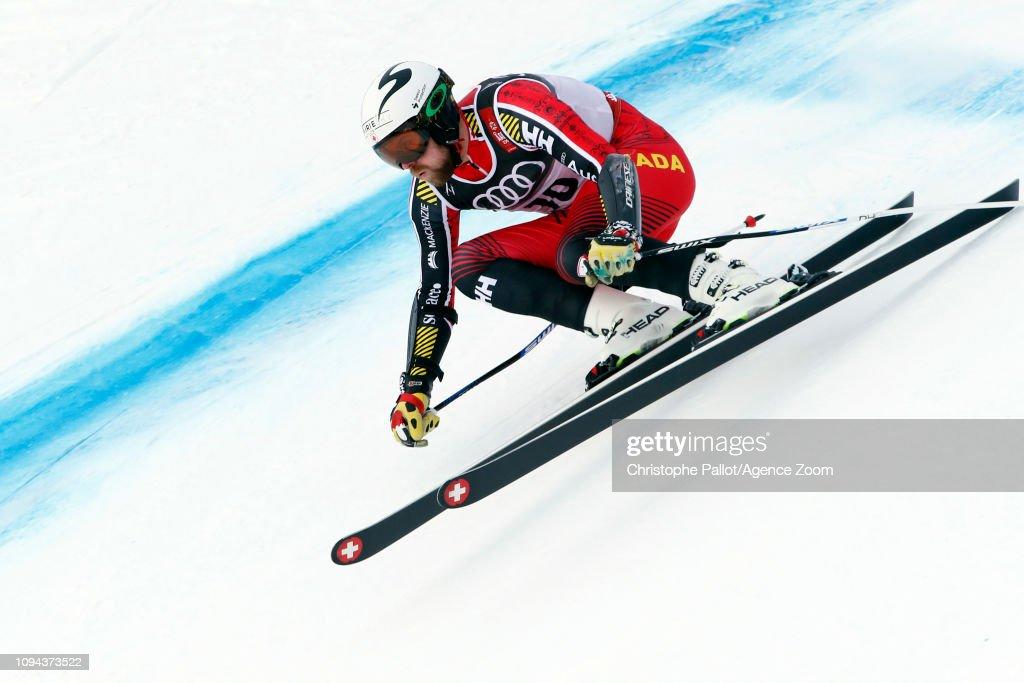 SWE: FIS World Ski Championships - Men's Super G