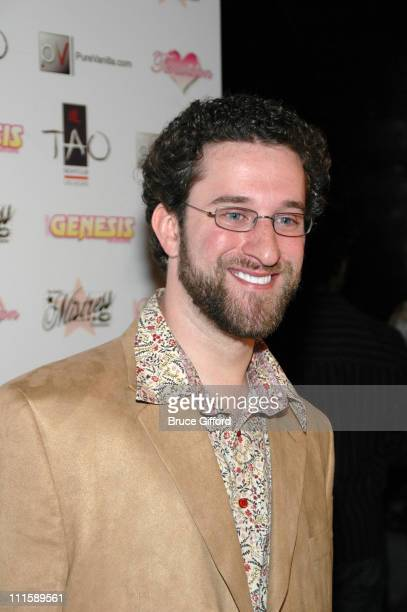 Dustin Diamond during Tera Patrick to Host Second Annual Diva Las Vegas Party at TAO Las Vegas at The Venetian in Las Vegas Nevada United States
