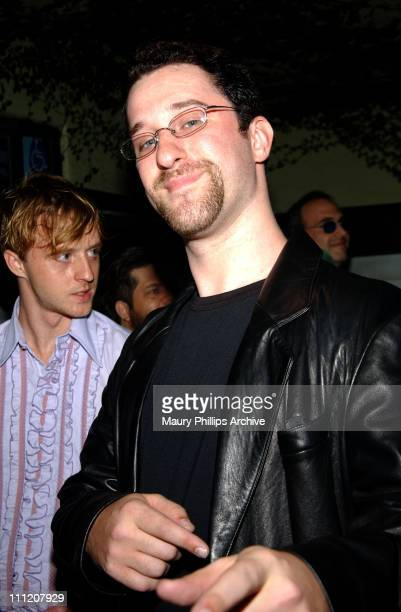 Dustin Diamond during 'Uncle Davvers Really Scary Movie Show' World Premiere at Silent Movie Theater in Hollywood California United States