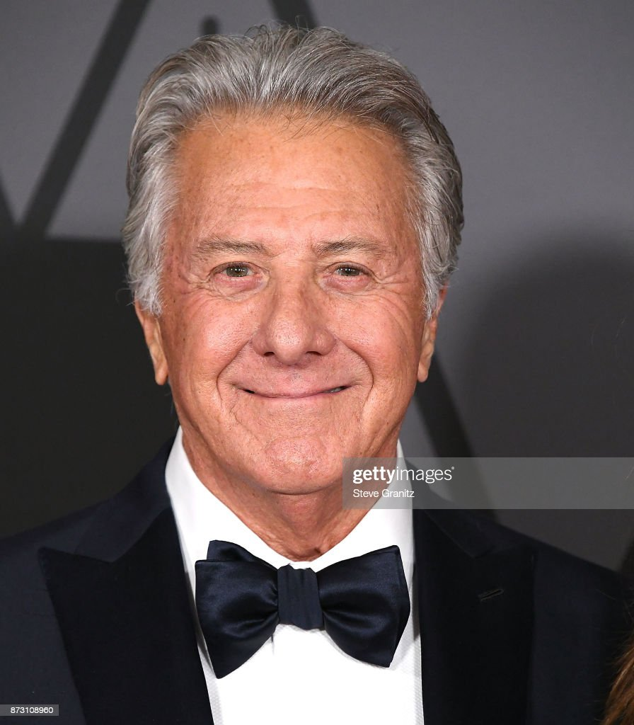 Dustin Hoffman arrives at the Academy Of Motion Picture Arts And Sciences' 9th Annual Governors Awards at The Ray Dolby Ballroom at Hollywood & Highland Center on November 11, 2017 in Hollywood, California.
