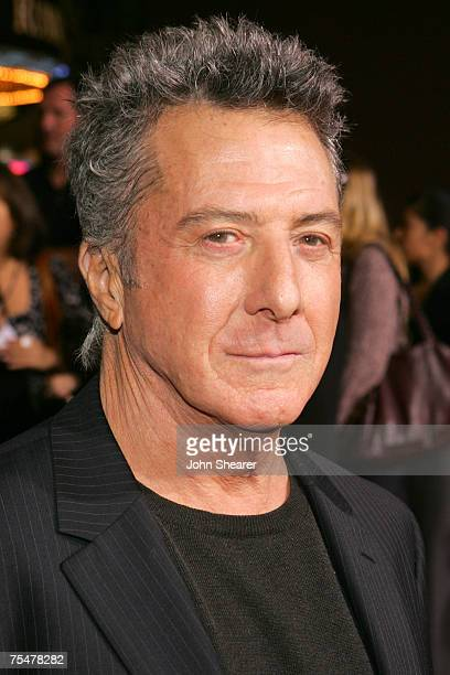 Dustin Hoffman at the Mann Village Theatre in Westwood, California