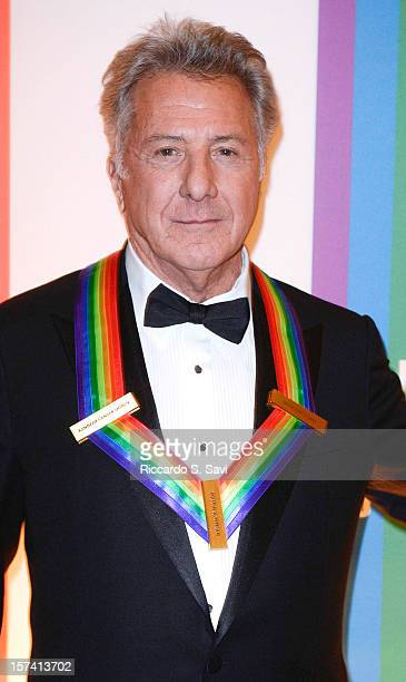 Dustin Hoffman attends the 35th Kennedy Center Honors at the Kennedy Center Hall of States on December 2 2012 in Washington DC