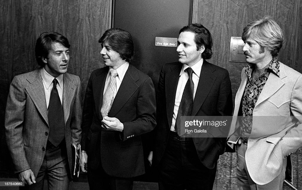 """Premiere of """"All The President's Men"""" : News Photo"""