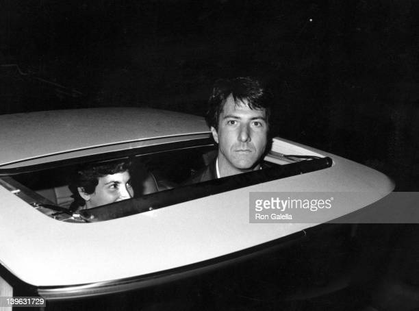 Dustin Hoffman sighted on April 18 1979 at Chasen's Restaurant in Beverly Hills California