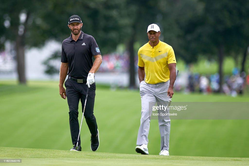 GOLF: AUG 17 PGA - BMW Championship : News Photo