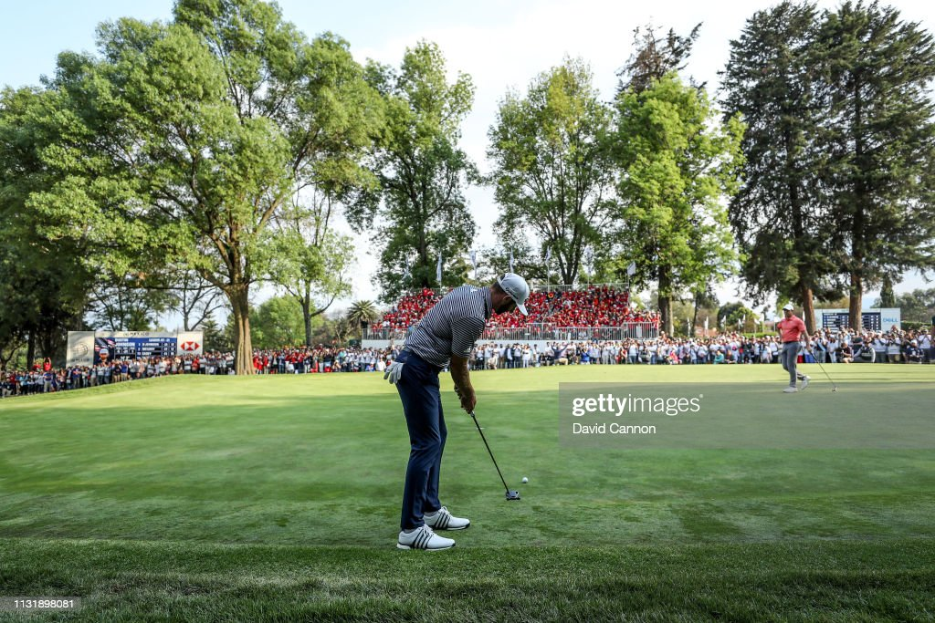 World Golf Championships-Mexico Championship - Final Round : ニュース写真
