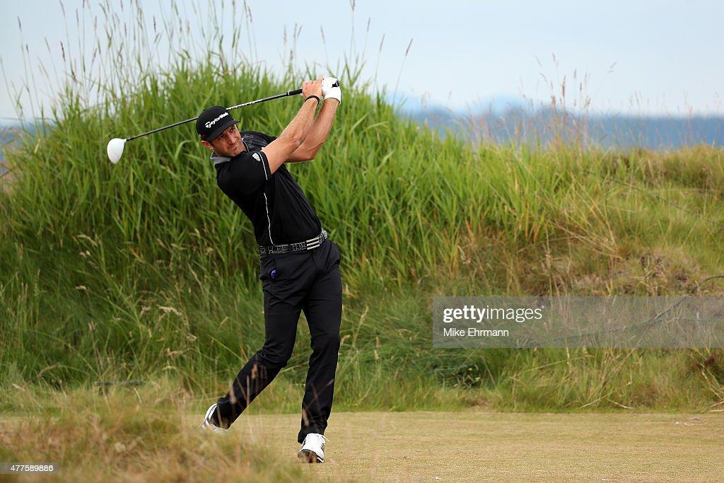 U.S. Open - Round One : News Photo