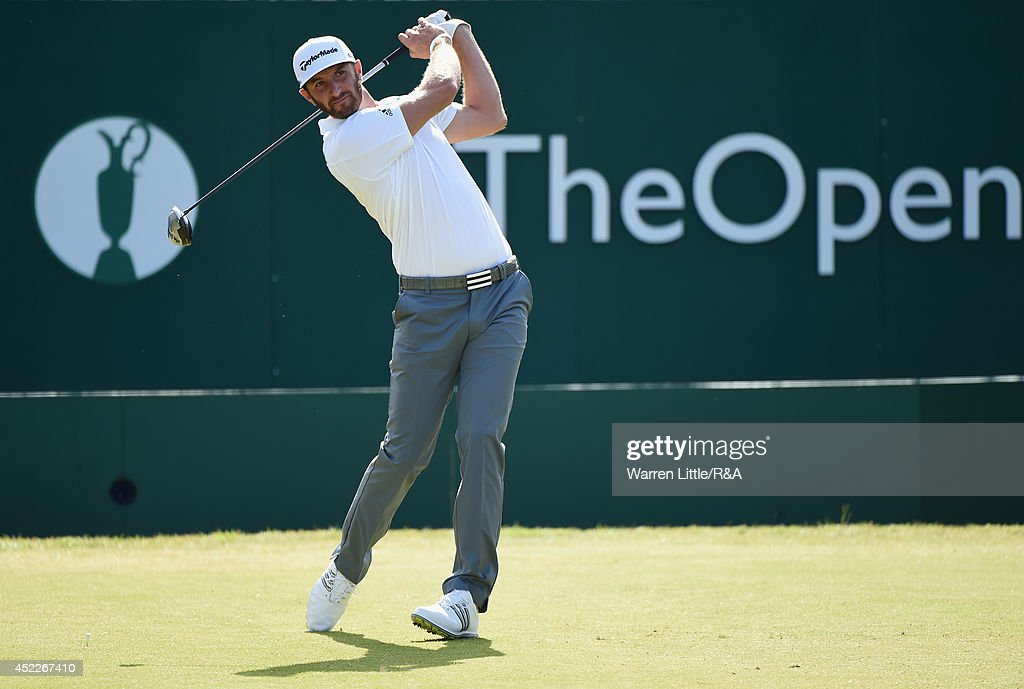143rd Open Championship - Round One : News Photo