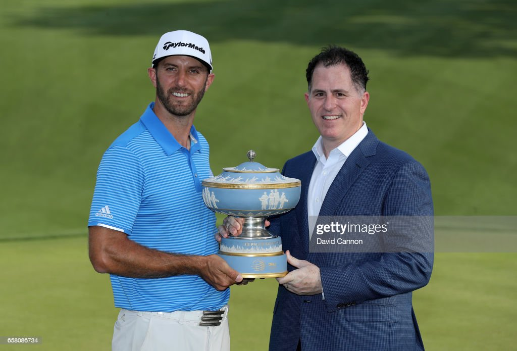 World Golf Championships-Dell Match Play - Final Day : News Photo