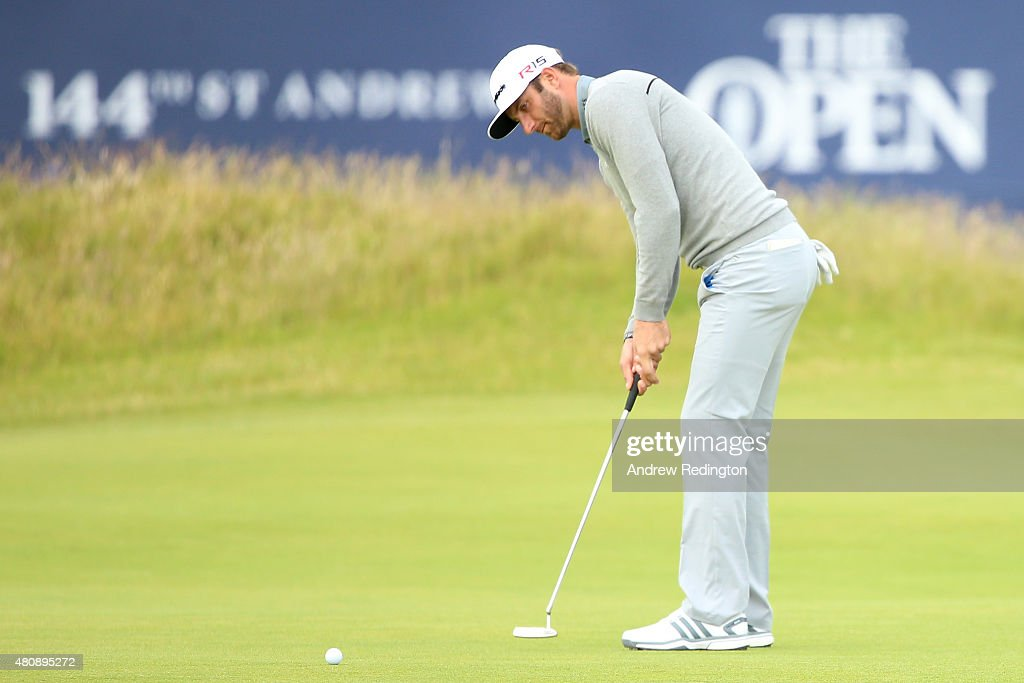 144th Open Championship - Day One : News Photo