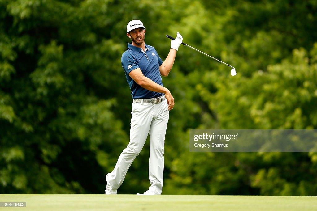 World Golf Championships-Bridgestone Invitational - Final Round : News Photo