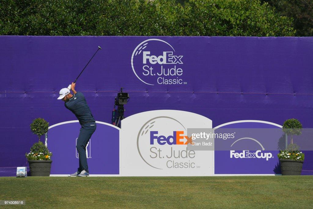 FedEx St. Jude Classic - Final Round : ニュース写真