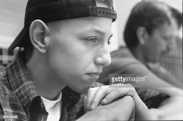 Dustin Kaiser reflecting on his survival death of his friend Michael Carter in assault on trainhopping white Highland Township teens allegedly by...