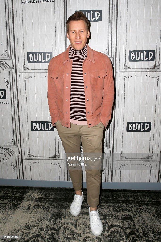 Celebrities Visit Build - April 30, 2019 : News Photo