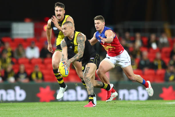 AUS: AFL Rd 10 - Richmond v Brisbane
