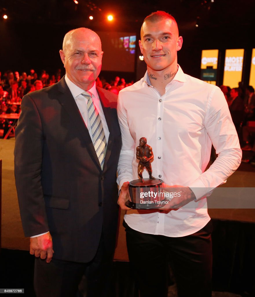 AFL Players' MVP Awards