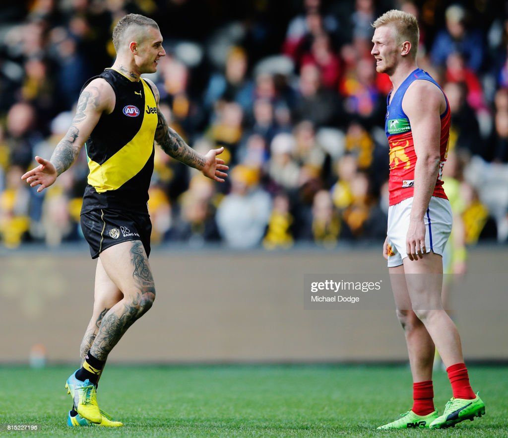 AFL Rd 17 - Richmond v Brisbane : ニュース写真