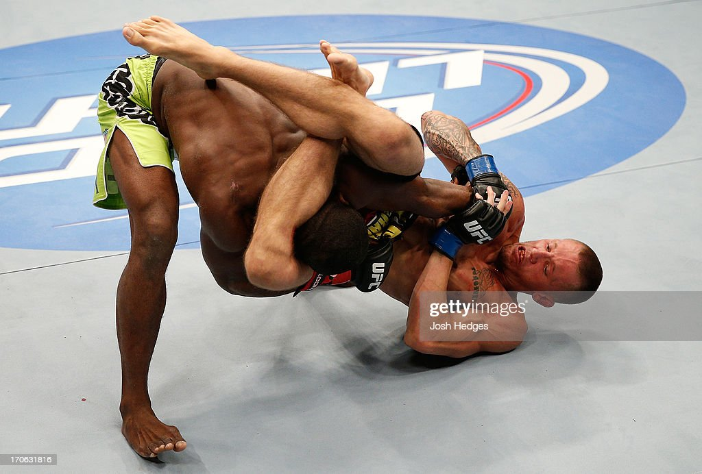 UFC 161: Jabouin v Pague : News Photo