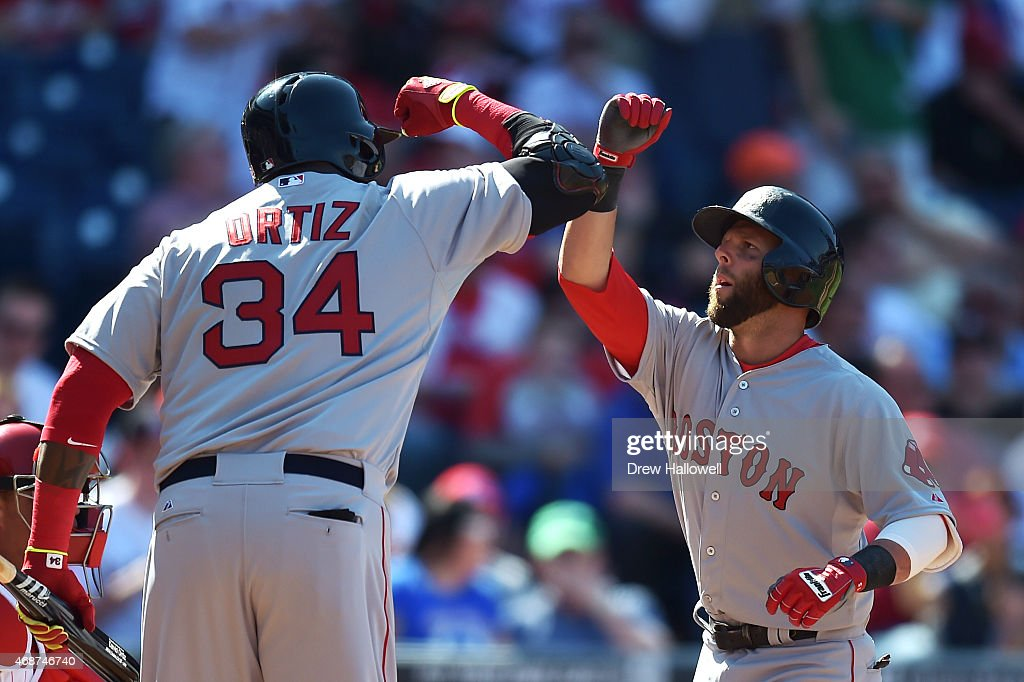 Boston Red Sox v Philadelphia Phillies : News Photo