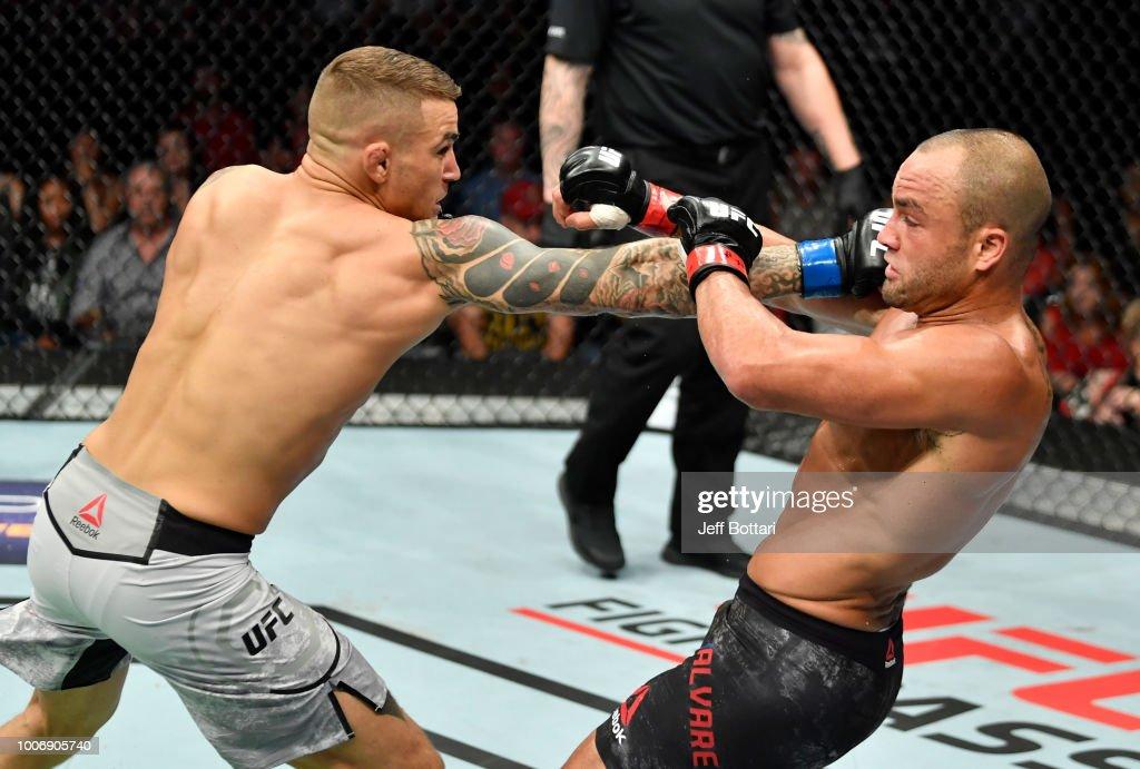 UFC Fight Night: Alvarez v Poirier 2 : News Photo