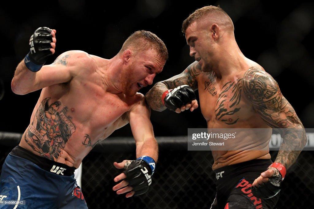 UFC Fight Night : News Photo