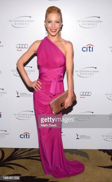 Dustin Quick attends the '6th Annual Television Academy Honors' held at the Beverly Hills Hotel on May 9 2013 in Beverly Hills California