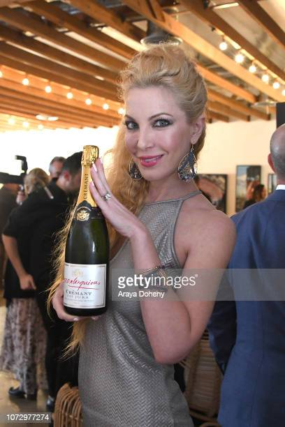 Dustin Quick attends the URBAN2020 Fabrice Spies Benefiting STOP Trafficking of People on December 13 2018 in Los Angeles California