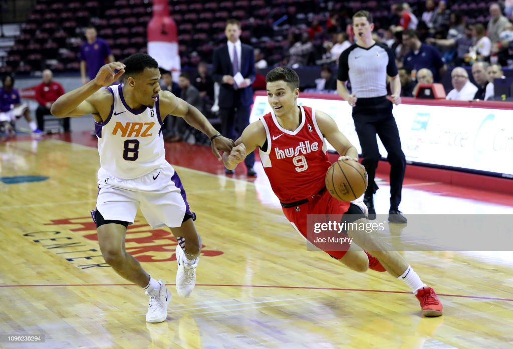 Northern Arizona Suns v Memphis Hustle : News Photo