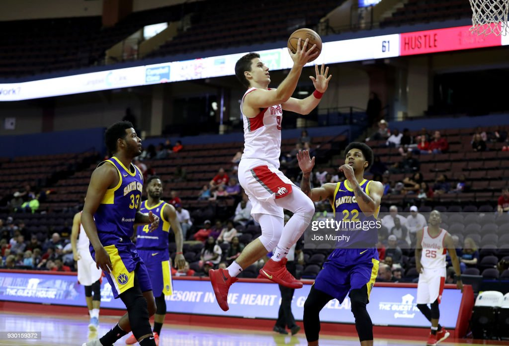 Santa Cruz v Memphis Hustle : News Photo