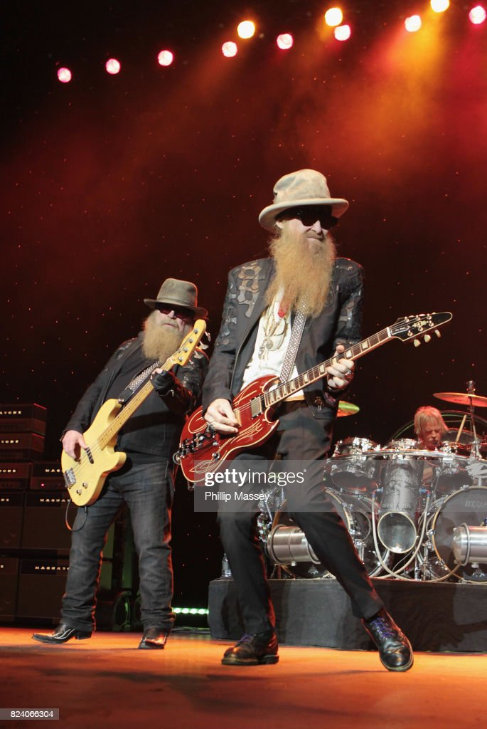 ZZ Top Perform At 3 Arena, Dublin