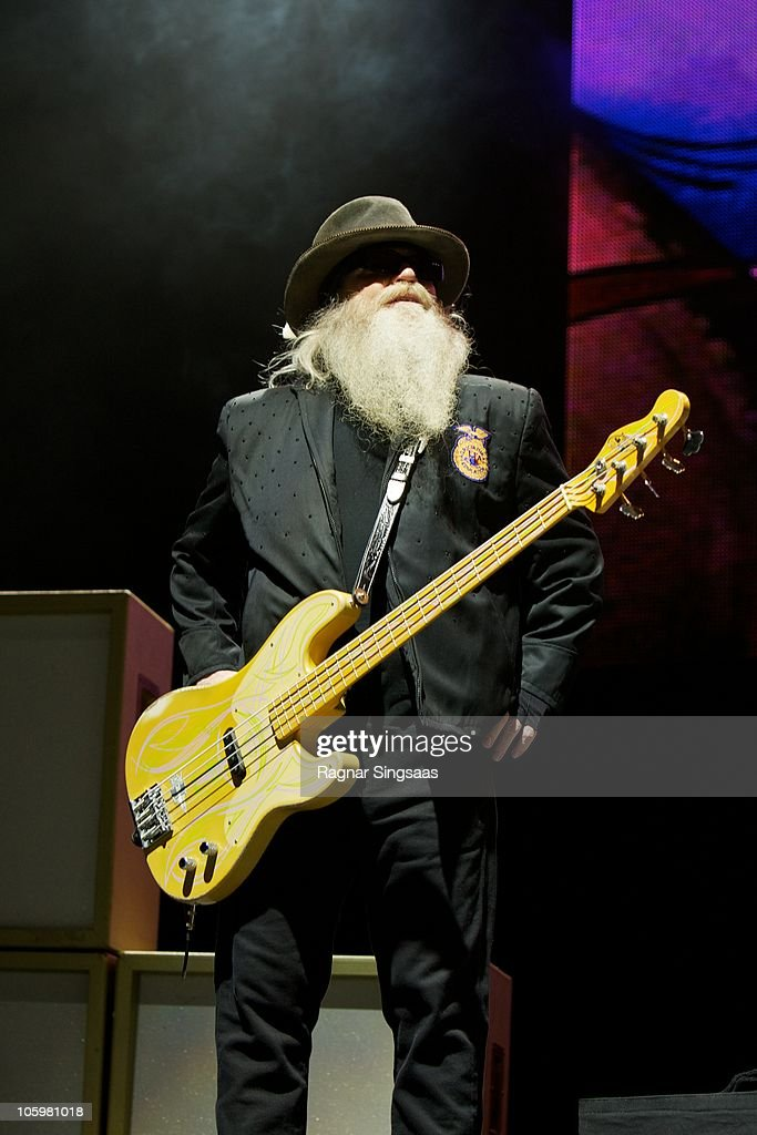 ZZ Top Perform in Oslo