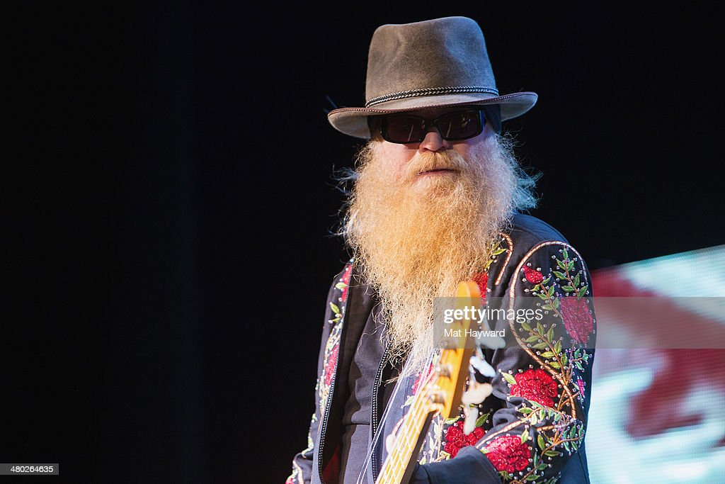 ZZ Top Perform At The Moore Theater