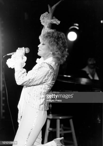 Dusty Springfield circa 1980 in New York City