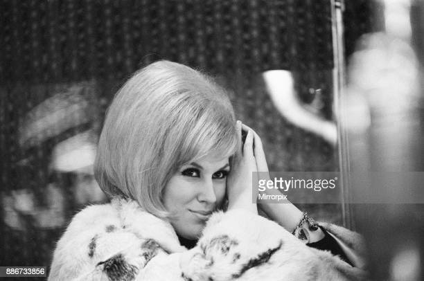 Dusty Springfield Singer aged 24 years old 30th December 1963 Dusty is riding high on the wave of her successful first solo single I Only Want To Be...