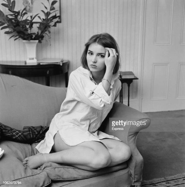 Dutch actress and fashion model Talitha Getty UK 27th January 1963