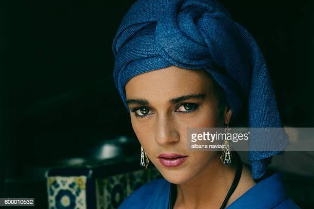 Dutch actress Maruschka Detmers