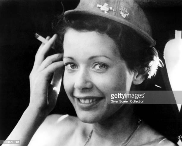 Dutch actress Sylvia Kristel circa 1975
