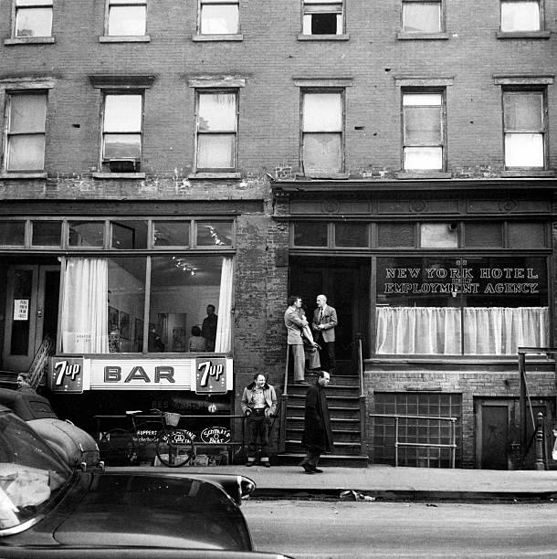 Clad & De Kooning On 10th Street Wall Art