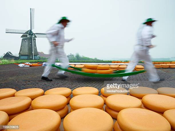 Dutch Cheese Market